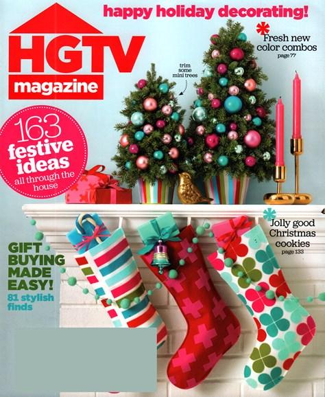 HGTV Cover - 12/1/2015