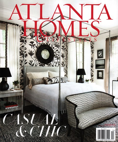 Atlanta Homes & Lifestyles Cover - 12/1/2015