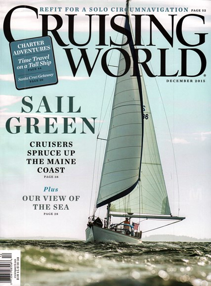 Cruising World Cover - 12/1/2015