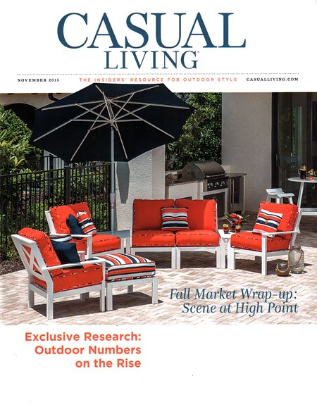 Casual Living Cover - 11/1/2015