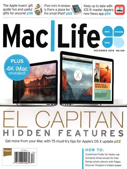 Mac | Life Cover - 12/1/2015