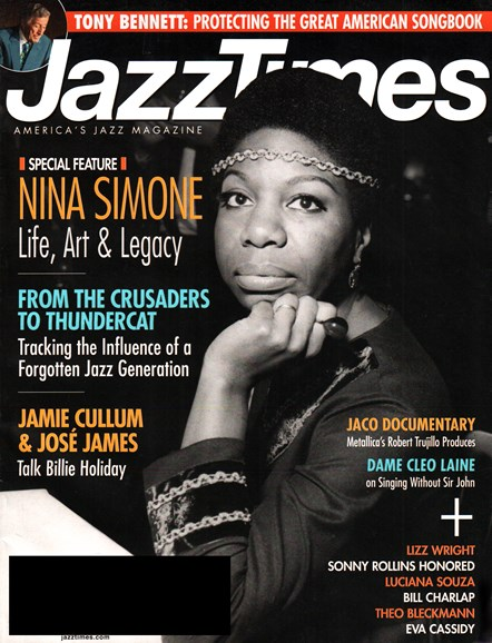 JazzTimes Cover - 12/1/2015