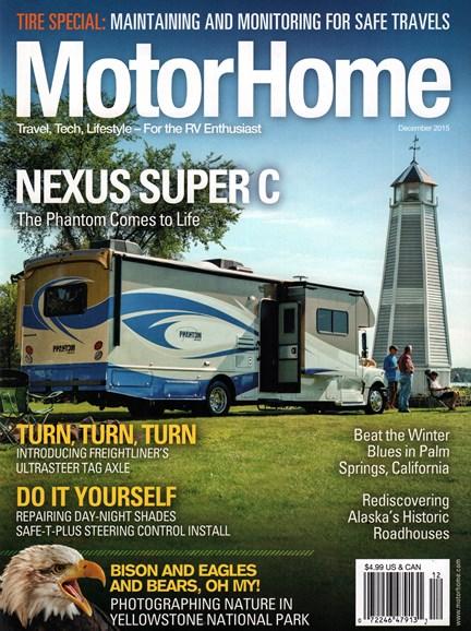 MotorHome Cover - 12/1/2015