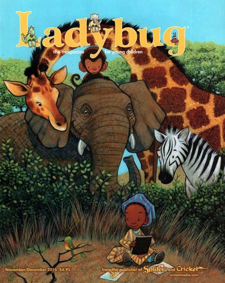 Ladybug Cover - 11/1/2015