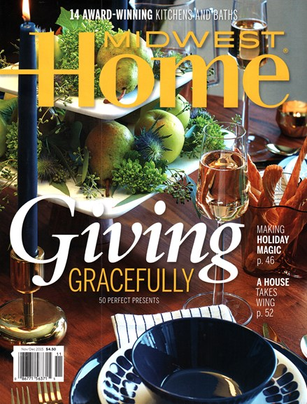 Midwest Home Cover - 11/1/2015