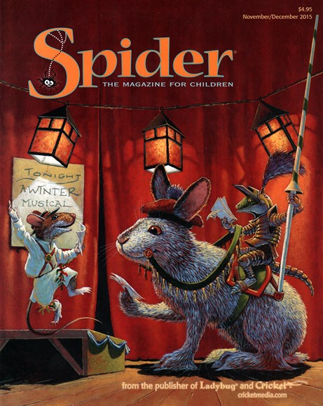 Spider Cover - 11/1/2015