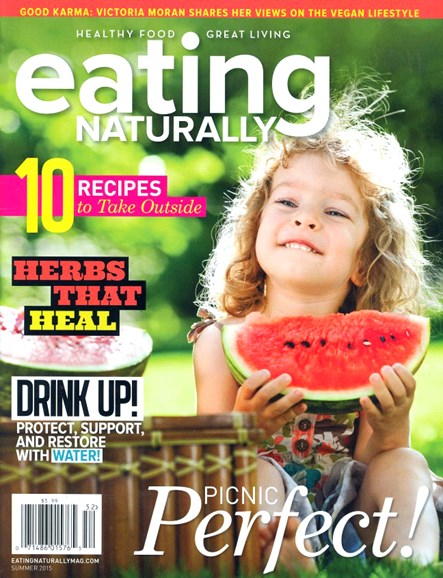 Eating Naturally Cover - 6/1/2015
