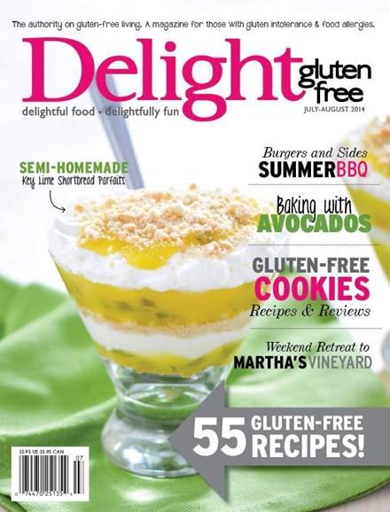 Delight Gluten Free Cover - 7/1/2014