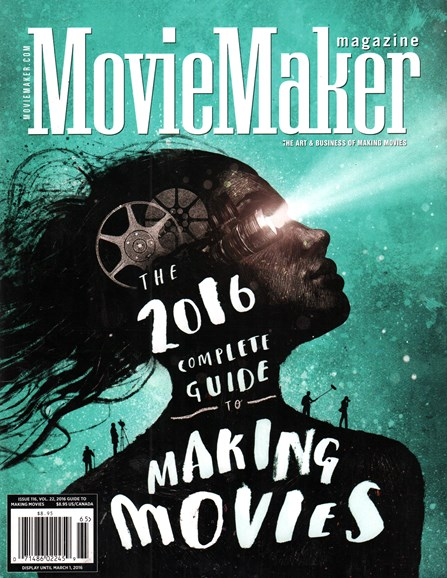 Moviemaker Magazine Cover - 12/1/2015