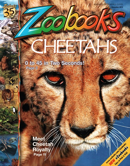 Zoobooks Cover - 12/1/2015