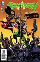 Aquaman Comic 1/1/2016