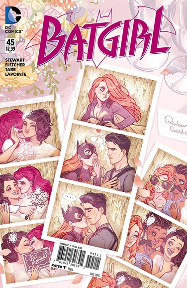 Batgirl Cover - 12/1/2015
