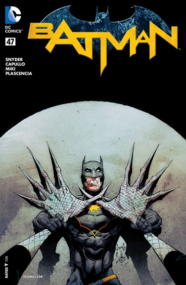 Batman Cover - 2/1/2016