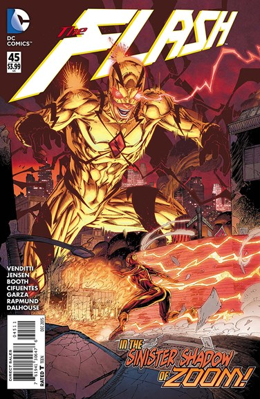 The Flash Cover - 12/1/2015
