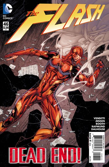 The Flash Cover - 1/1/2016