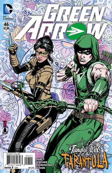 Green Arrow Cover - 1/1/2016