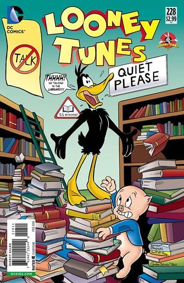 Looney Tunes Cover - 2/1/2016
