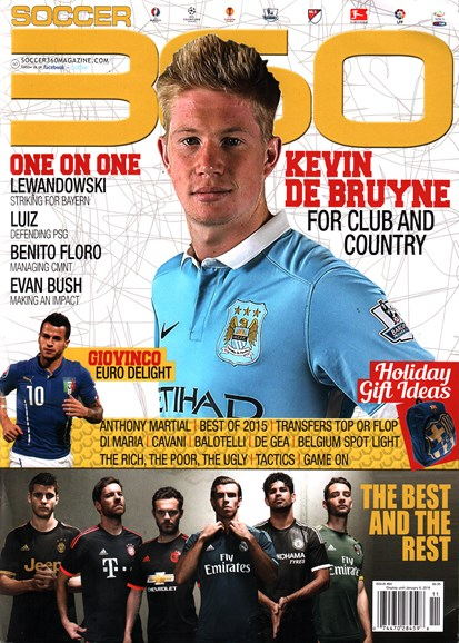 Soccer 360 Cover - 11/1/2015