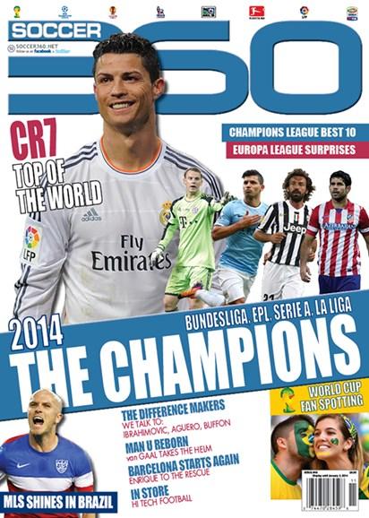 Soccer 360 Cover - 7/1/2014
