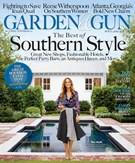 Garden & Gun Magazine 10/1/2015
