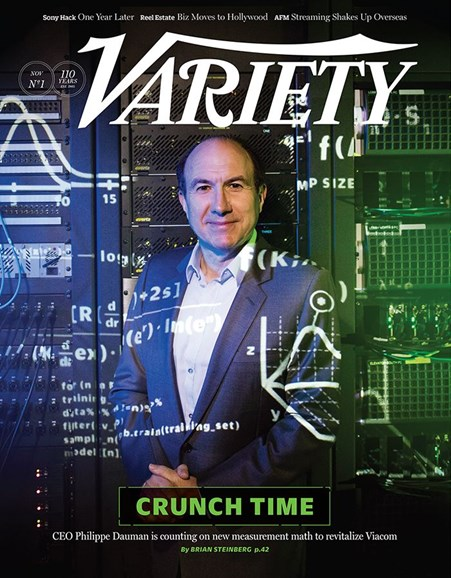 Variety Cover - 11/3/2015