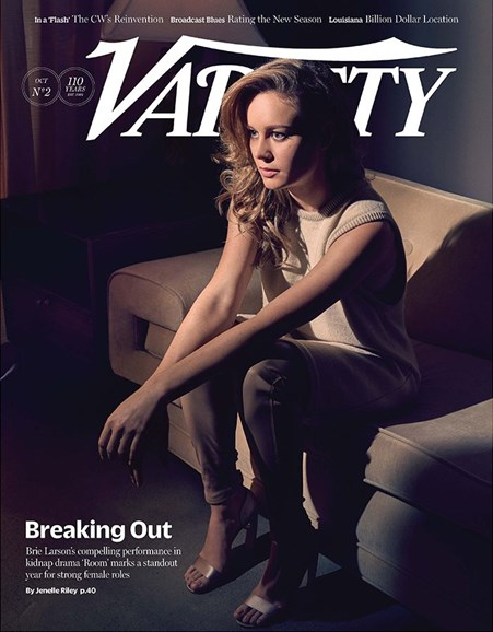 Variety Cover - 10/13/2015