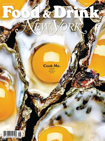 New York Magazine Cover - 11/9/2015