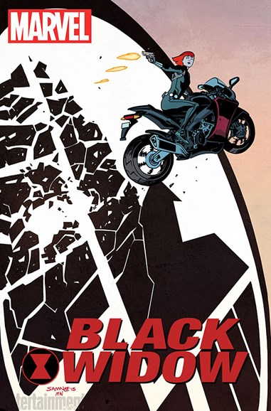 Black Widow Cover - 5/1/2016