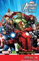 Marvel Universe Avengers Assemble 12/1/2015