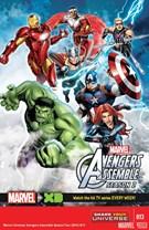Marvel Universe Avengers Assemble 1/1/2016