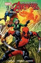 Uncanny Avengers Comic 12/1/2015