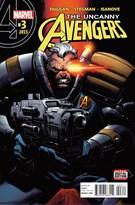 Uncanny Avengers Comic 2/1/2016