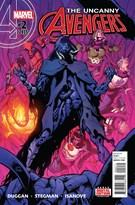 Uncanny Avengers Comic 1/1/2016