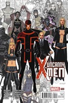 Astonishing X-Men Comic 1/1/2016