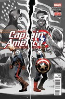 All-New Captain America 12/15/2015