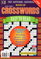 The National Observer Book of Crosswords Magazine 12/1/2015