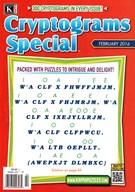 Cryptograms Special Magazine 2/1/2016