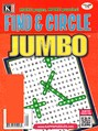 Find and Circle Jumbo Magazine | 1/2016 Cover