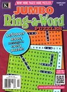 Jumbo Ring a Word Magazine 2/1/2016