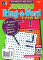 Jumbo Ring a Word Magazine | 3/2016 Cover