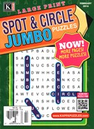 Spot and Circle Jumbo Magazine 2/1/2016