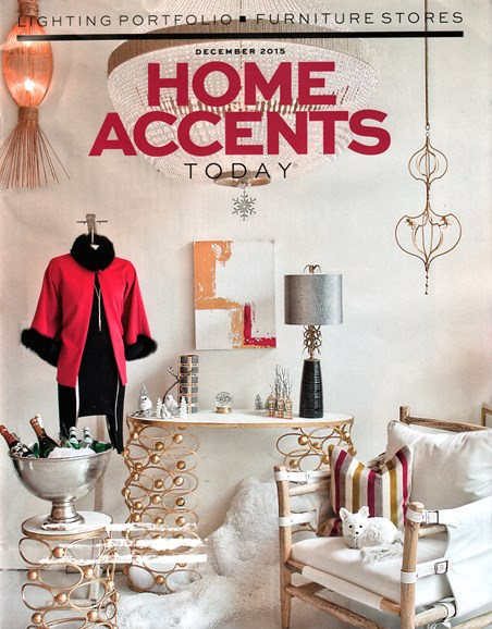 Home Accents Today Cover - 12/1/2015