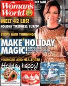 Woman's World Magazine 12/21/2015