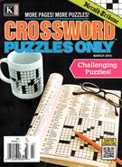 Herald Tribune Crossword Puzzles Magazine 3/1/2016