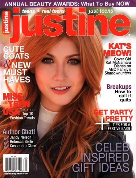 Justine Cover - 12/1/2015