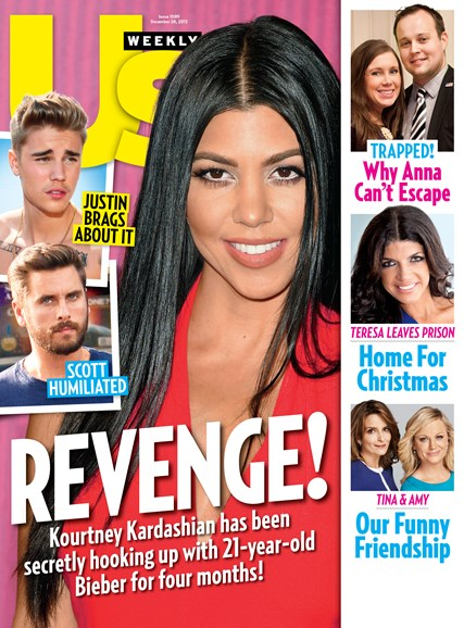 Us Weekly Cover - 12/28/2015