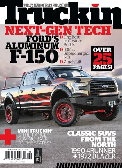 Truckin' Cover - 12/31/2015