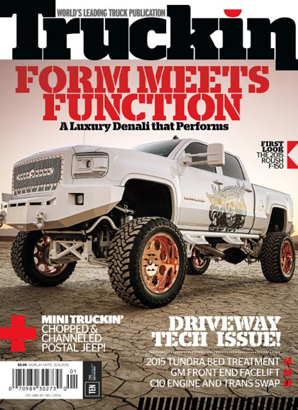 Truckin' Cover - 12/3/2015