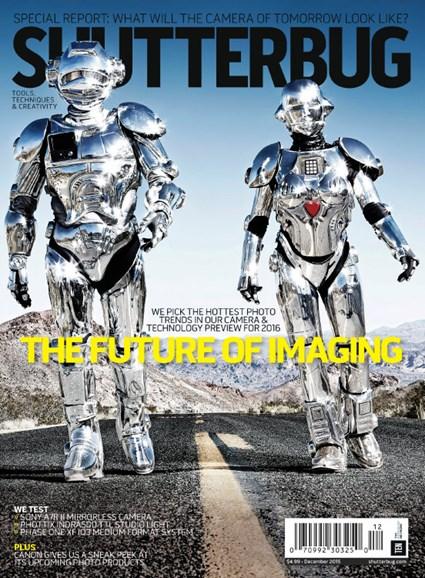 Shutterbug Cover - 12/1/2015