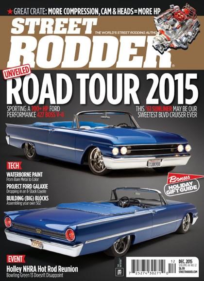 Street Rodder Cover - 12/1/2015